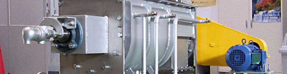 高温攪拌乾燥装置